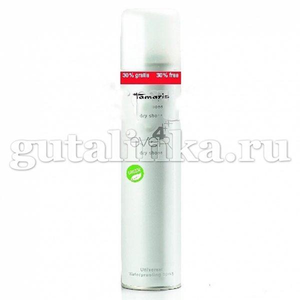 Универсальный Импрегнирующий Спрей Dry Shoes Universal Waterproofing Spray TAMARIS 4EVER 400 мл - 883.3