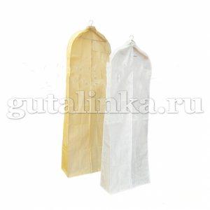 Чехол для свадебных бальных и вечерних платьев объемный клёш 170х60х1025 см Магия Гуталина -